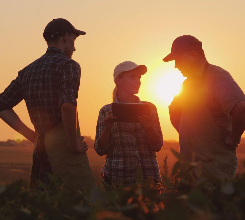 farmers-talking